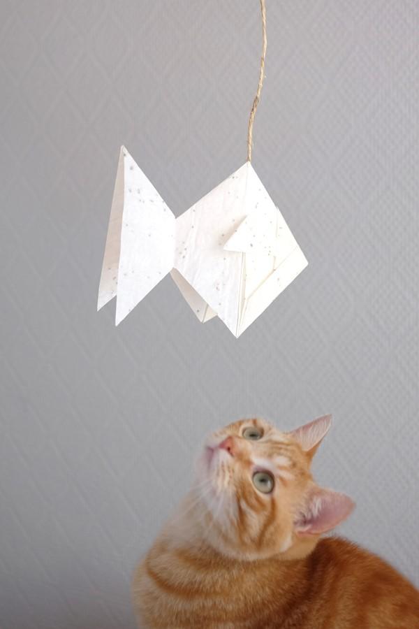 Origami vis